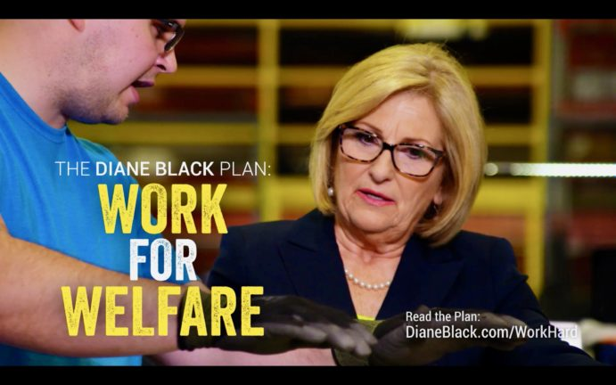 Featured Image for Diane Black's Welfare Reform Plan to Lift Tennesseans Out of Poverty and Save Taxpayer Dollars